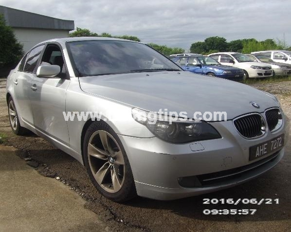 bmw 523i se e60 auto price to be confirm auction on 2016. Black Bedroom Furniture Sets. Home Design Ideas