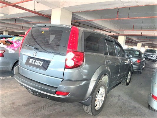 GREAT WALL HAVAL H5 2.0 | Lelongtips.com.my