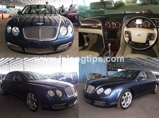 BENTLEY Continental Flying Spur 6.0 | Lelongtips.com.my