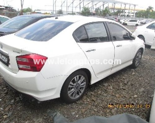 Honda CITY 1.5 | Lelongtips.com.my