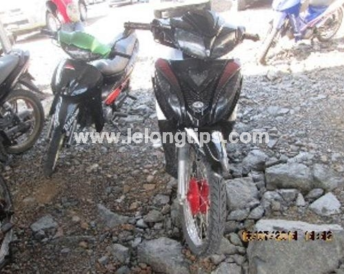 DEMAK Dv 110 Price To be Confirm auction on 2016-05-20 | LelongTips