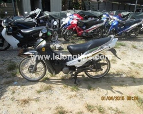 MODENAS Kriss Mr 1 Price To be Confirm auction on 2016-04-29