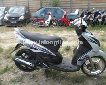 YAMAHA Ego S Price To be Confirm auction on 2016-04-29 | LelongTips