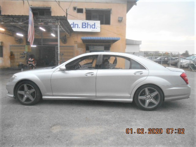 MERCEDES BENZ S350L | Lelongtips.com.my