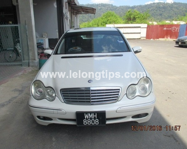 MERCEDES BENZ 200 | Lelongtips.com.my