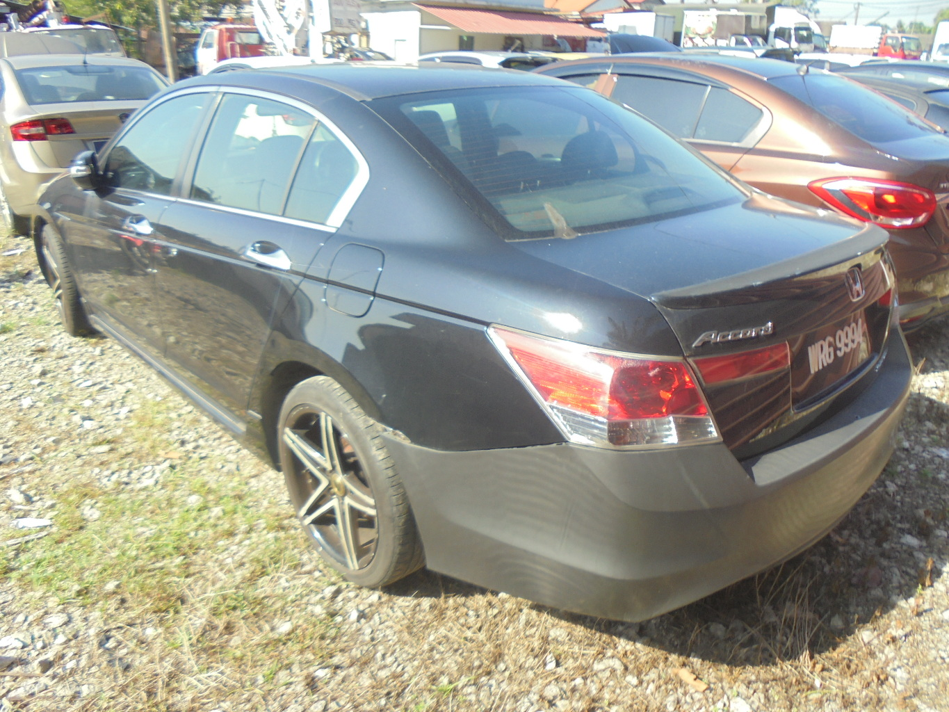 HONDA ACCORD 2.4 | Lelongtips.com.my