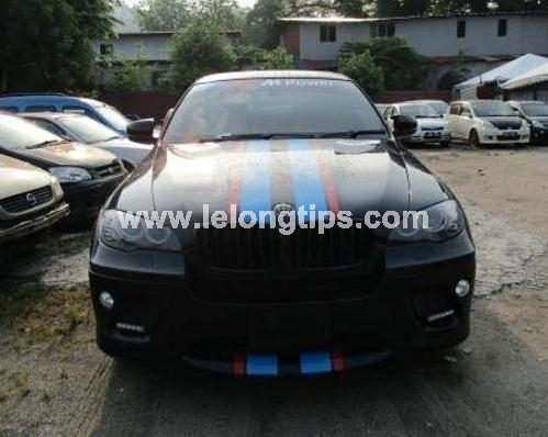 BMW X6 | Lelongtips.com.my