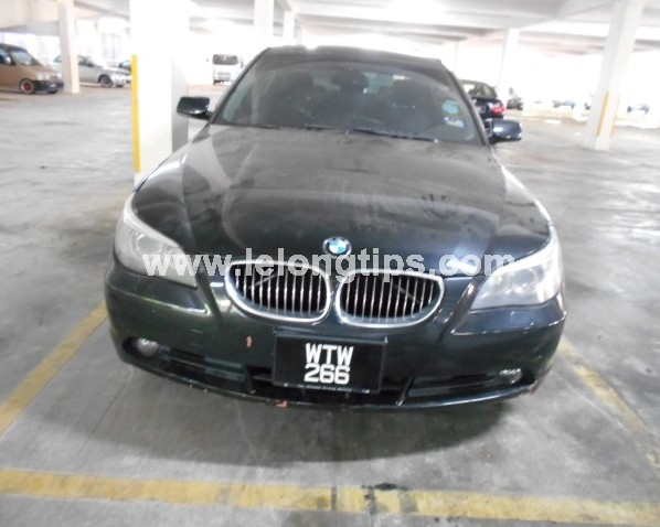 BMW 530i A E60 MSPORT | Lelongtips.com.my