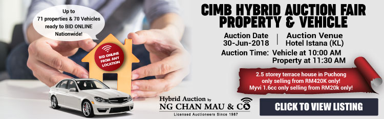 CIMB Hybrid Auction_300618