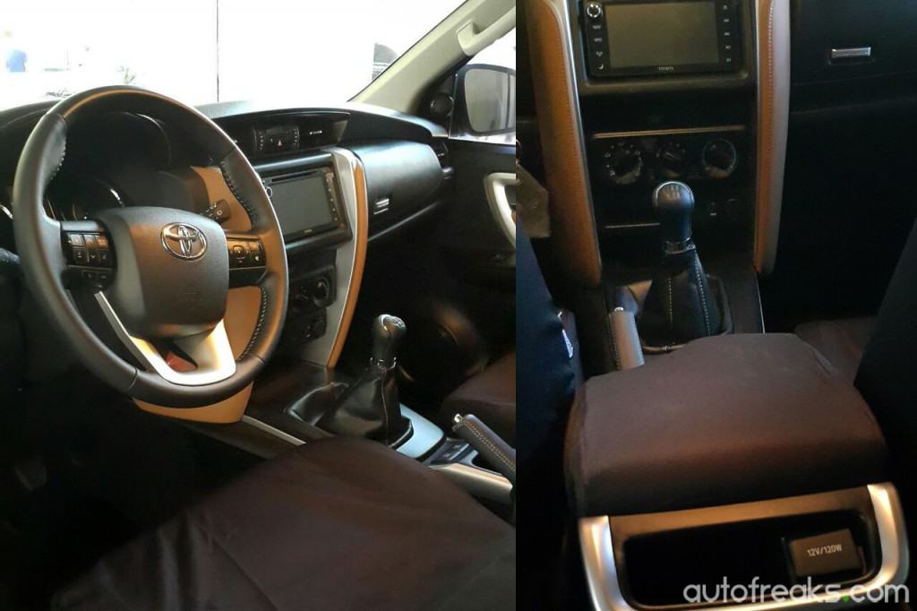 Here's A Closer Look At The 2016 Toyota Fortuner