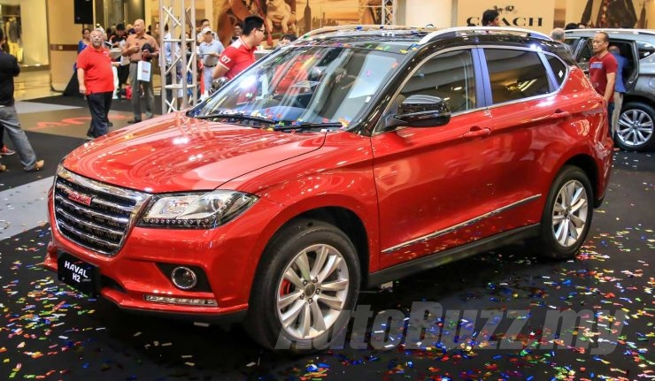 Haval H2 1.5 Turbo previewed in Malaysia, priced from just ...