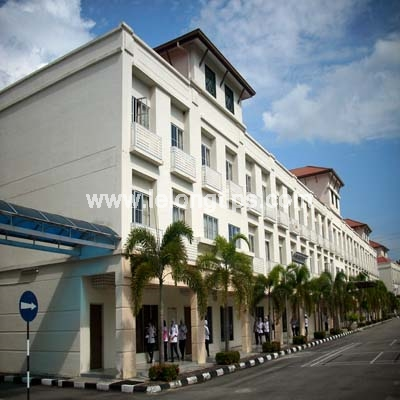 Palm View Serviced Apartment, Second Floor, Block D (Rumbia), Bukit Merah Laketown, Semanggol 34400, Perak | Lelongtips.com.my