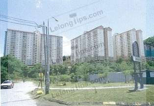 Lake View Apartment, Taman Jasa Perwira, 68100 Batu Caves, Selangor | Lelongtips.com.my