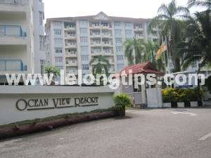 2Nd Floor, Block C1, Ocean View Resort Condominium, 9Th Mile, Jalan Pantai, 71050, Port Dickson, Negeri Sembilan | Lelongtips.com.my
