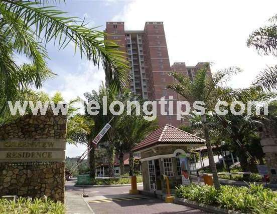 Greenview Residence, Persiaran SL 2, Bandar Sungai Long, 43000 Kajang, Selangor | Lelongtips.com.my