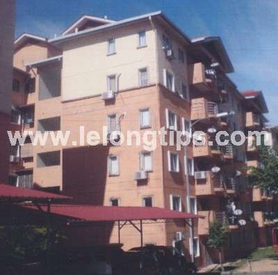 Casa Ria Apartment, Jalan Desa 10/2, Bandar Country Homes, 48000 Rawang, Selangor | Lelongtips.com.my