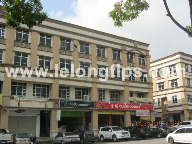 Second Floor, Block C, Yoshi Square, Pending Industrial Estate, Kuching, Sarawak | Lelongtips.com.my