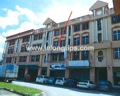 Second Floor (Front), Block G, Synergy Square, Off Jalan Matang, Kuching, Sarawak | Lelongtips.com.my