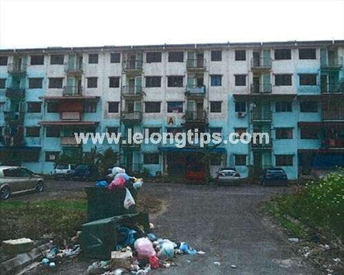 3rd Floor, Block A, Taman Orchidwoods Apartment, Off 8 1/2 Mile, Jalan Matang, Kuching, Sarawak | Lelongtips.com.my