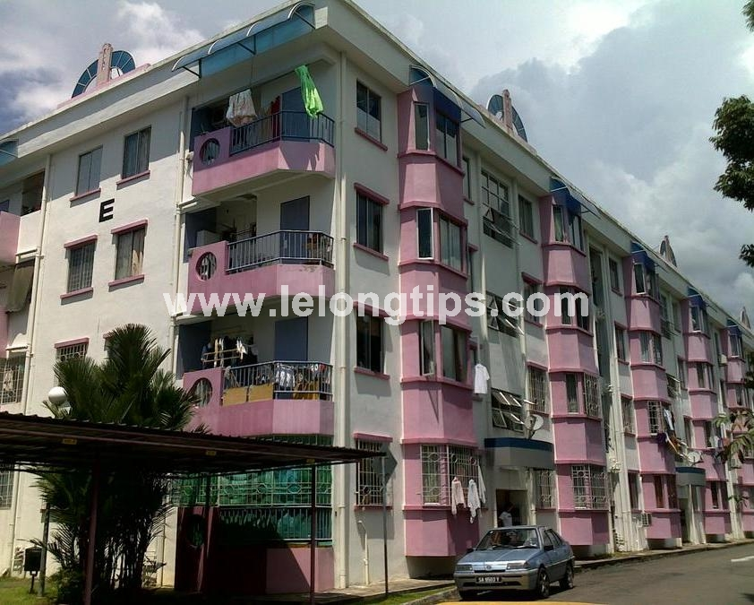 City Apartment, Inanam, Sabah | Lelongtips.com.my