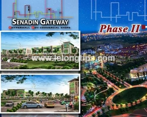 Desa Senadin Intergrated City, Lorong Senadin 1A-1a, 98000 Miri, Sarawak | Lelongtips.com.my