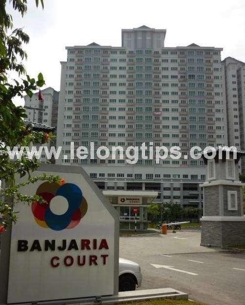 Sara Banjaria Gombak Homestay, Banjaria Court Apartment ...