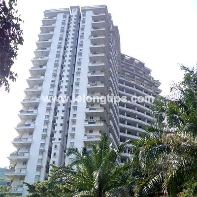 Lelong auction armanee terrace condominium in petaling for Armanee terrace 1