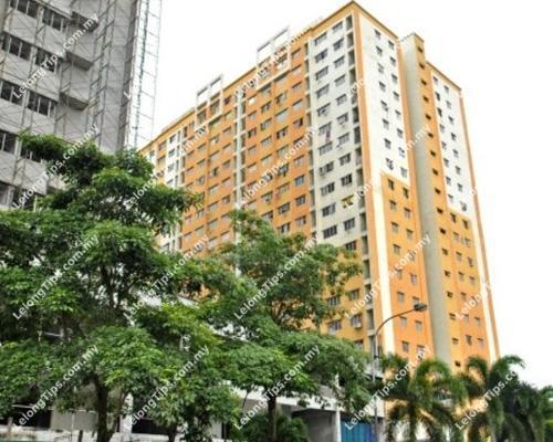 Palm Garden Apartment Persiaran Bukit Raja Bandar Baru Klang 41150 Selangor