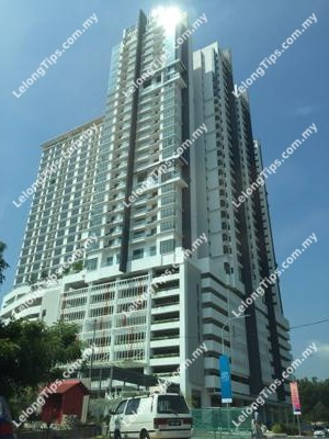 You Residences, Jalan Persiaran You City, 43200 Cheras, Selangor