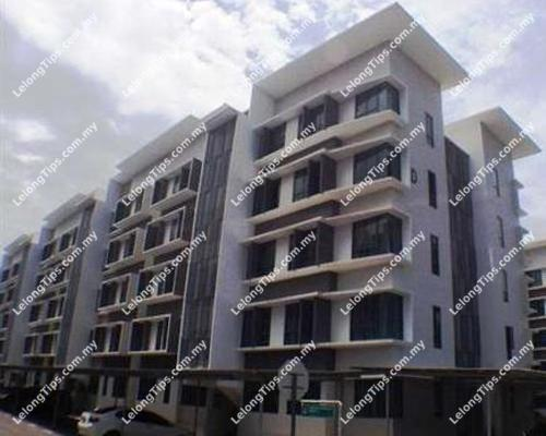 Level Second, Block A, Type B1, University Prime Condominium, Kota Kinabalu, Sabah | Lelongtips.com.my