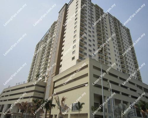Alam Idaman Service Apartment No 2 Jalan Budiman 22 3 Yen