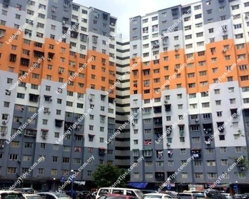 16th Floor Block A Pangsapuri Sri Penara Jalan Permaisuri 1 Bandar
