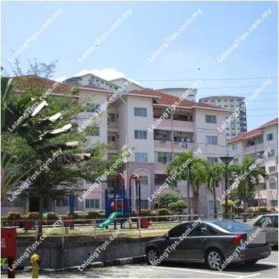 Desa Saujana Apartment