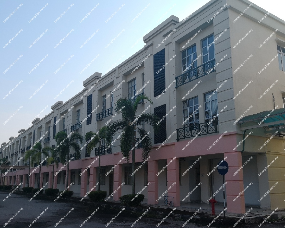 Ground Floor, Block E, Palm View Serviced Apartment, Bukit Merah Laketown, 34400 Simpang Ampat, Semanggol, Perak | Lelongtips.com.my