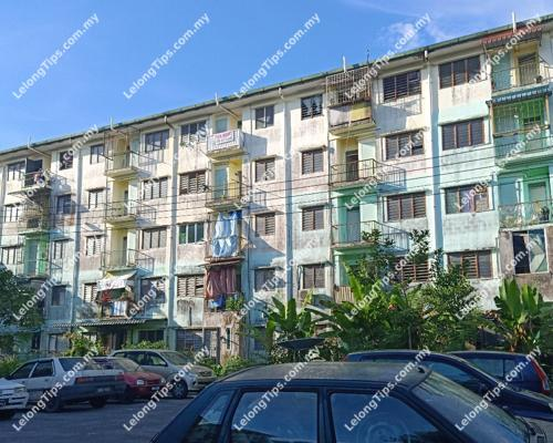 Fourth Floor, Block F, Taman Orchidwoods Apartment, Off 8 1/2 Mile, Jalan Matang, 93050 Kuching, Sarawak
