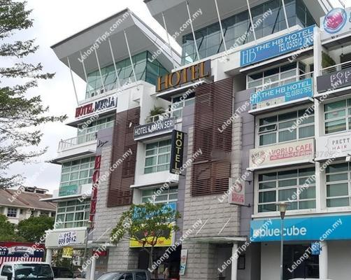 Lelong Auction Stratified Shop Lot In Shah Alam Selangor Rm 550 042 On 2020 07 27 Lelongtips Com My