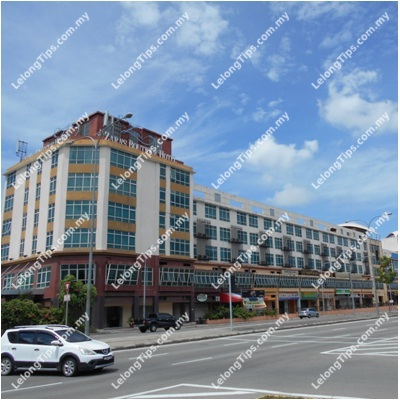 Level 2, Block C, Harbour City, Jalan Coastal, Sembulan, Sabah | Lelongtips.com.my